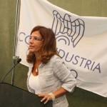 """La Marcegaglia in marcia con gli imprenditori: """"non voglio entrare in politica"""""""