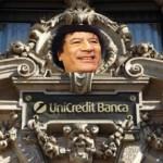 Unicredit-Gheddafi: bloccati 3 miliardi di depositi libici