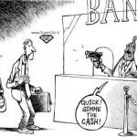 Cattive notizie per le banche mondiali?