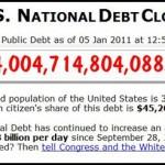 In stallo il debito americano. E gli americani?