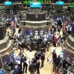 La borsa Usa riprende a crescere