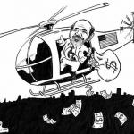 Helicopter Ben e l'inflazione USA