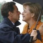 Vertice Merkel-Sarkozy: no all'EuroBond sì alla tassazione delle transazioni finanziarie