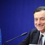 Draghi alla guida della BCE