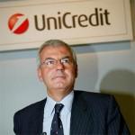 Unicredit, entrano Della Valle e Caltagirone. Sottoscritto 99,8% capitale