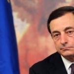 Draghi al Wsj: rischi di ribasso e ripresa lenta