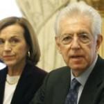 Monti: no reintegro licenziamenti economici