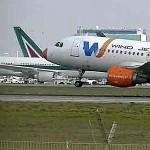 Alitalia compra Wind Jet e si espande nel low-cost