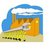 Istat: la produzione industriale
