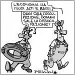 Disoccupazione italiana: il tasso più alto da gennaio 2004