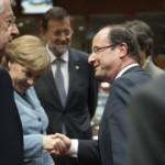 Oggi vertice a Roma tra Monti, Merkel, Hollande e Rajoy