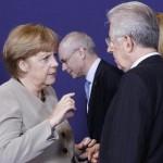 Monti batte Merkel, approvato meccanismo anti-spread