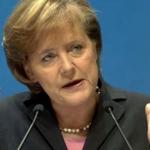Merkel contro Eurobond, borsa sprofonda e spread aumenta