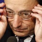 """Draghi a Strasburgo per incontro """"blindato"""". Attesa per board giovedì"""
