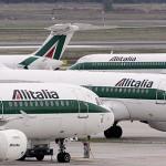 Alitalia annuncia altra cassa integrazione e mobilità