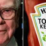 Warren Buffett compra ketch-up di Heinz per 28 miliardi di dollari