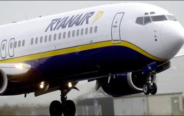 Ryanair crolla in borsa dopo profit warning