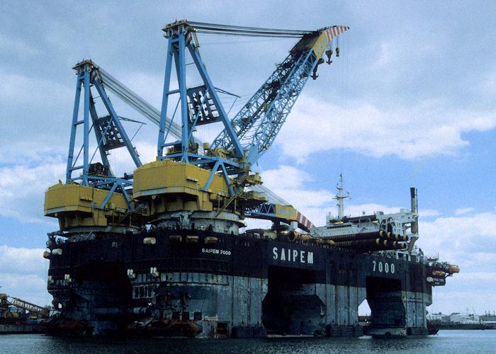 Saipem, voci di interesse Seadrill per drilling offshore