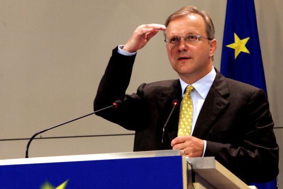 Rehn, Italia non rispetta impegni su debito