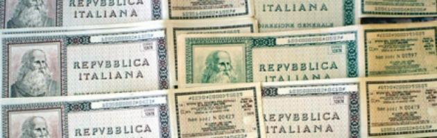 Rendite finanziarie, il governo Renzi vuole stangare i BoT